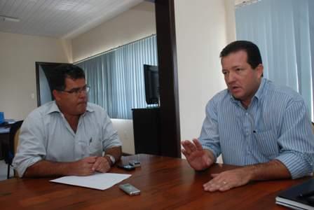 Cláudio Carvalho e Ricardo Medeiros: quem levará a melhor?