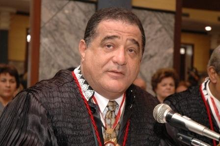 O relator Jorge Rachid votou pela manutenção da pena à Caema