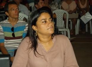 Roberta Barreto foi reconduzida ao cargo