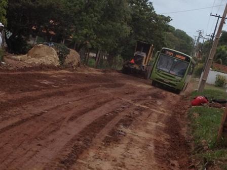 Estrada do Iguaíba passou por melhorias; obras se estenderão a outras localidades