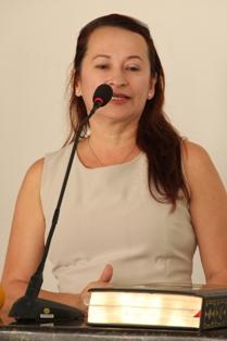 Rosany Aranha destaca potencial agrícola de Paço do Lumiar