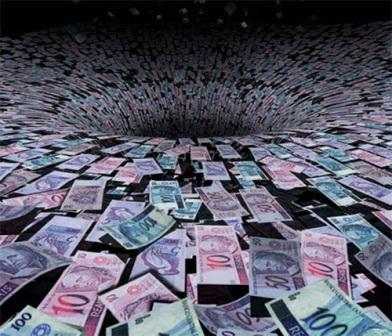 Image result for desperdicio dinheiro publico