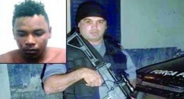 Soldado Condismom Pereira, assassinado em Balsas, foi o primeiro policial a tombar este ano