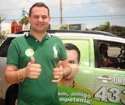 Umbelino Jr. foi o 6º vereador de São Luís assaltado só este ano