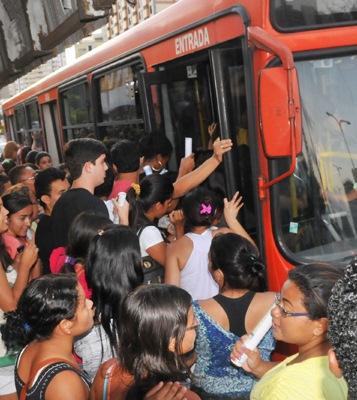 Realidade do transporte público de São Luís é a pior possível