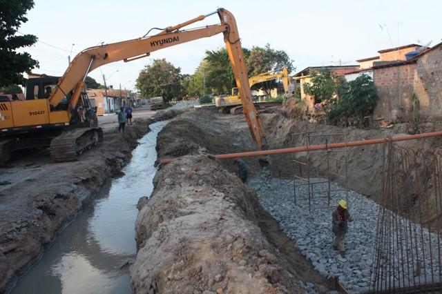 O resultado da obra aponta um salto de 60% de desenvolvimento dos serviços na área, atendendo a meta estabelecida pelo Programa Avança São Luís