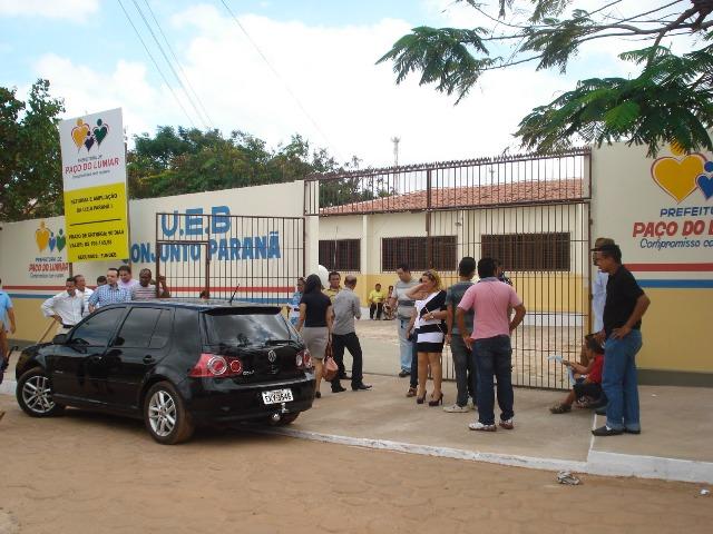 Tragédia aconteceu em sala de aula da UEB Paranã I, em Paço do Lumiar, e chocou a cidade