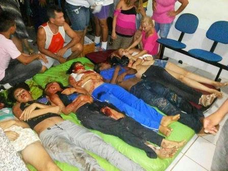 Estudantes mortos em acidente: vítimas do descaso