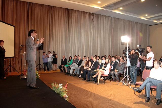 Lobão destacou a criação do consórcio, há um ano, e lembrou que participou das discussões no Congresso Nacional
