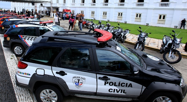 Novas viaturas fortalecerão o combate à criminalidade na região metropolitana de São Luís e demais municípios do Maranhão