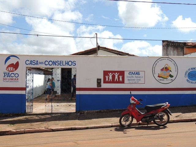 Casa dos Conselho inaugurada em Paço do Lumiar para dar suporte à elaboração de políticas públicas
