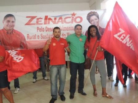 Várias lideranças de São Luís e do interior apoiam a candidatura de Zé Inácio a deputado estadual