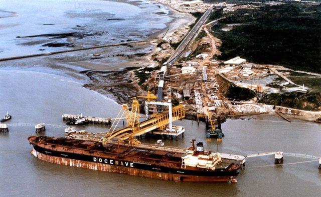 Porto da Vale: mineradora investiu US$ 707,05 milhões no Maranhão no primeiro semestre, em áreas como logística ferroviária e portuário e ações de caráter socioambiental