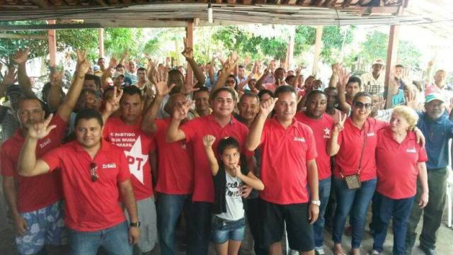 Cerca de 170 lideranças de Bequimão firmam apoio a Zé Inácio (PT)
