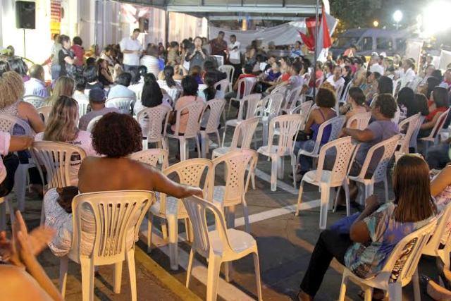 Assembleia geral de professores que decidiu pela continuidade da greve,  mesmo na ilegalidade, registrou baixa adesão