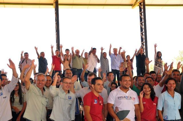 Reunião de Lobão Filho com empresários de Balsas foi marcada por entusiasmo e confiança