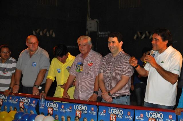 Lobão Filho disse que se foi eleito movimentará a produção de grãos do estado do Maranhão por meio da estrada do Anel da Soja