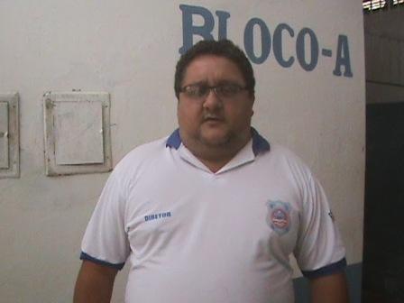 Cláudio Barcelos é acusado de facilitar fuga de presos