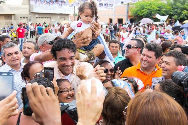 Crescimento da campanha de Lobão Filho  desequilibrou Flávio Dino