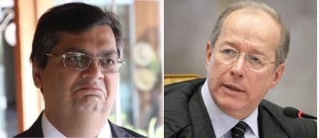 Arrogância de Flávio Dino esbarrou no saber jurídico do ministro Celso de Mello
