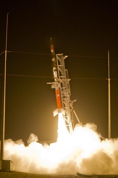 Foguete VS-30, movido a combustível líquido, foi lançado com sucesso
