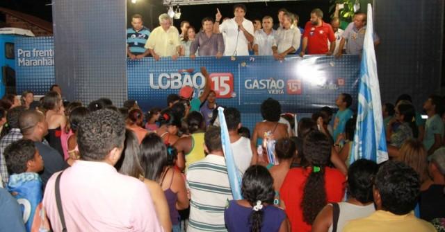 Em sua última visita, Lobão Filho anunciou criação de secretaria para a Região Tocantina