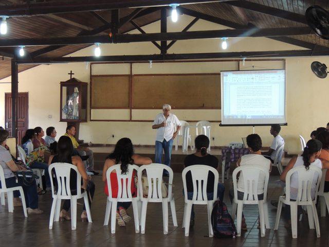 Secretário Eurico Fernandes abordou laboração e desenvolvimento das políticas de segurança alimentar