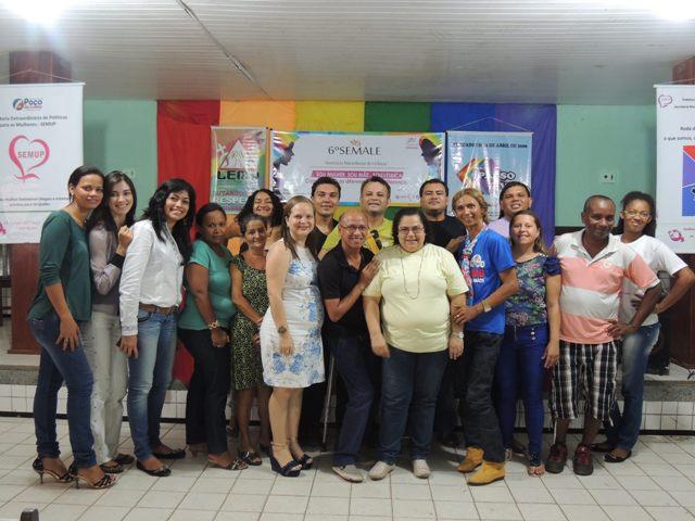 Participantes da Semale discutiram políticas públicas de gênero, como enfrentamento a DST's