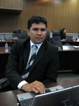 o engenheiro mecânico Cleudson Campos Anchieta foi indicado pelo Sindicato dos Engenheiros do Estado do Maranhão e pela Federação Nacional dos Engenheiros