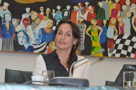 Prefeita Cristiane Damião passa bem após sofrer acidente em Imperatriz