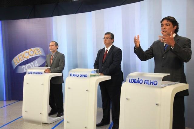 Debate promovido pela TV Mirante foi marcado por cautela excessiva dos candidatos