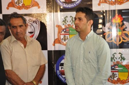 Miranda e seu filho Gláucio tiveram habeas corpus negado pelo STF