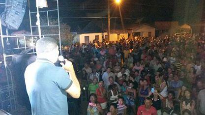 Zé Inácio obteve expressiva votação em Fortuna e pediu apoio à presidente Dilma no segundo turno