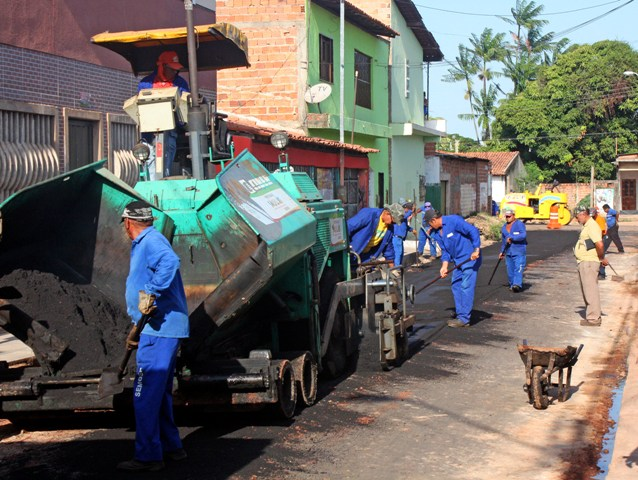 Para os moradores, a obra colabora com o bem estar da população da região, uma das mais populosas da capital