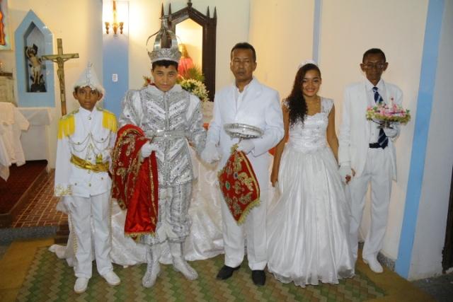 Festejo do Divino é uma tradição secular no município (Hamilton Jr. )