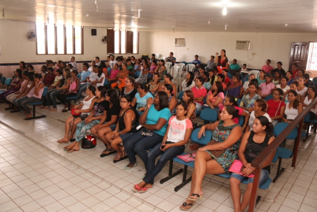 Aula inaugural do Pronatec reuniu 120 jovens e adultos de Paço do Lumiar