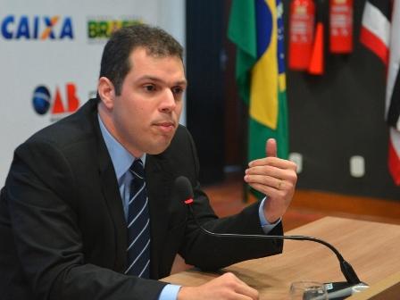 Rodrigo Lago é o sexto membro da equipe de governo anunciado por Flávio Dino