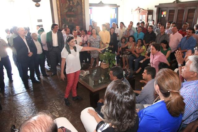 Roseana enfatizou a importância da eleição de Dilma para o Nordeste