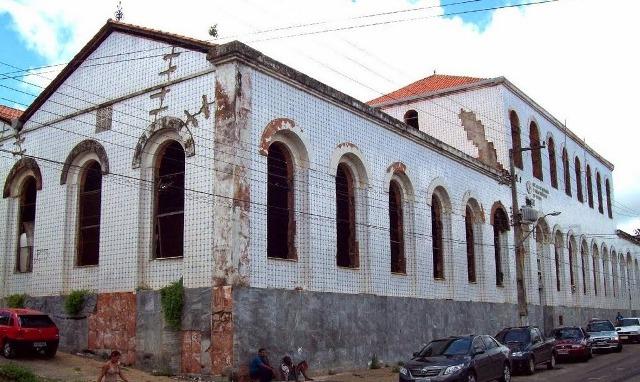 Antigo prédio do Sioge, na Rua Antônio Rayol, abrigará Museu de Arqueologia da UFMA