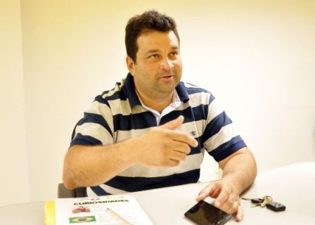 Adelmo Soares é odontólogo e comandará pasta da Agricultura Familiar