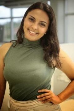 Aline Louise será assessora de Fávio Dino