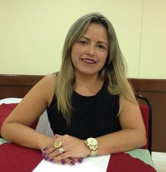 Cynthia MotaLIma secretária de Planejamento e Orçamento