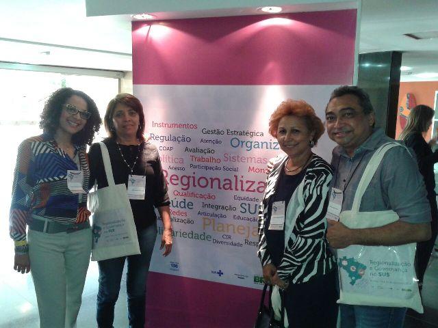 O seminário visa divulgar e compartilhar os resultados dos estudos/pesquisas por meio de parcerias institucionais
