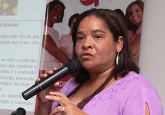 Laurinda Pinto é pedagoga, servidora pública e ativista dos direitos da mulher