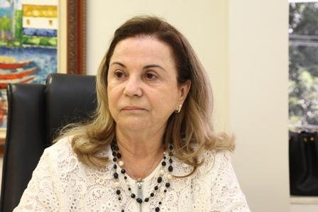 Procuradora-geral de Justiça, Regina Rocha, interpôs agravo contra decisão do TJ que suspendeu intervenção na SMTT