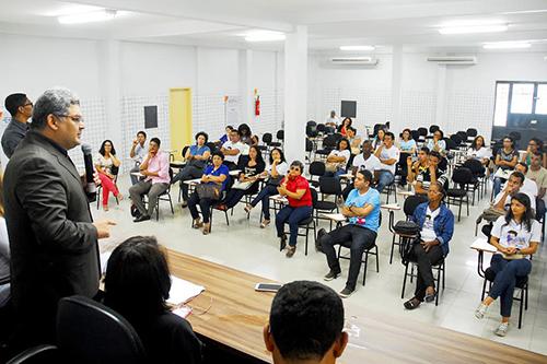 Geraldo Castro presidente entidade nacional que congrega gestores municipais de educação