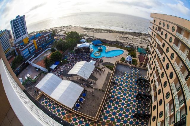WH Rio Poty Hotel quem quiser passar a virada terá direito a quatro shows nacionais