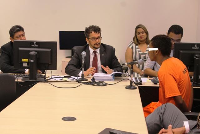 Objetivo das audiências foi avaliar a situação de cada um dos 35 detidos em festa da facção criminosa no Parque Timbira