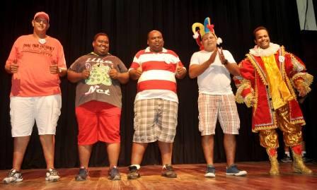Título de Rei Momo é disputado por cinco concorrentes