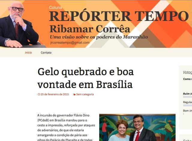 reporter tempo